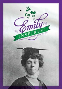 Emily Inspires Writing Competition