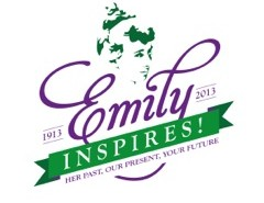 Emily Inspires! commemoration of the centenary of Emily Davison's death