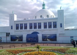 The Spanish City, Whitley Bay