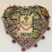 WW1 Sweetheart Pincushion
