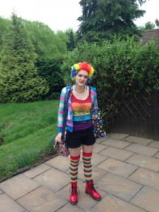 Rosie clown