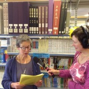 Recordin Christine Powell Teikyo Library
