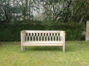 bench Shepherd's Dene