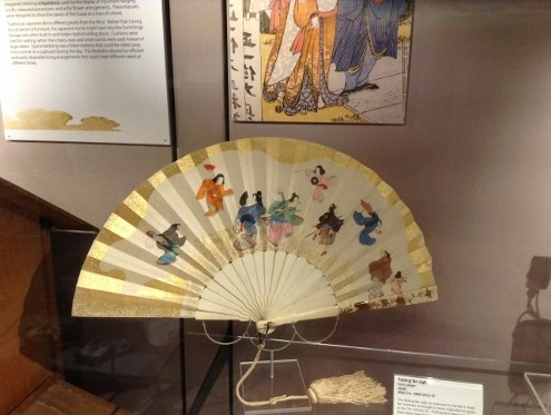 Fan, OM Museum collection