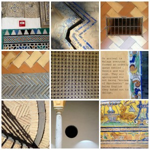 Tiles of the Alcazar