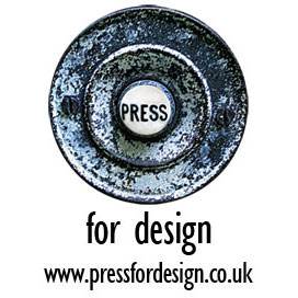 Press for Design logo