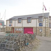 Amble RNLI station