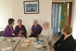 Interviewing Lighthouse Ladies