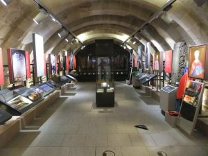 Hexham Abbey Exhibition