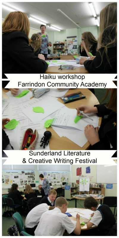 Haiku workshop Farringdon