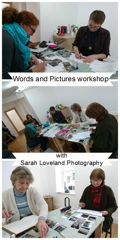 Words and Pictures workshop