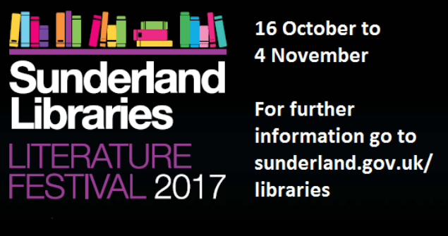 Sunderland Libraries Lit Fest 2017