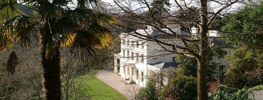 Greenways house Devon